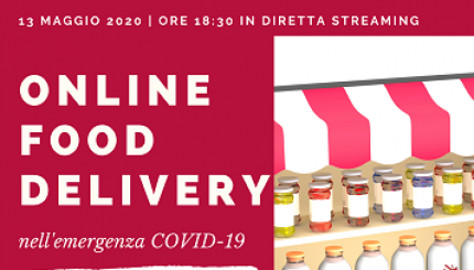 Online Food Delivery nell'emergenza COVID-19