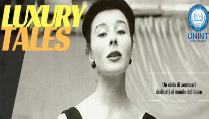 Ciclo di seminari Luxury tales