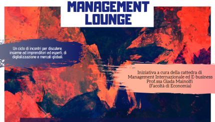 Ciclo di seminari Management lounge